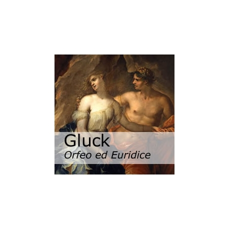 Che faro senza Euridice? (C)